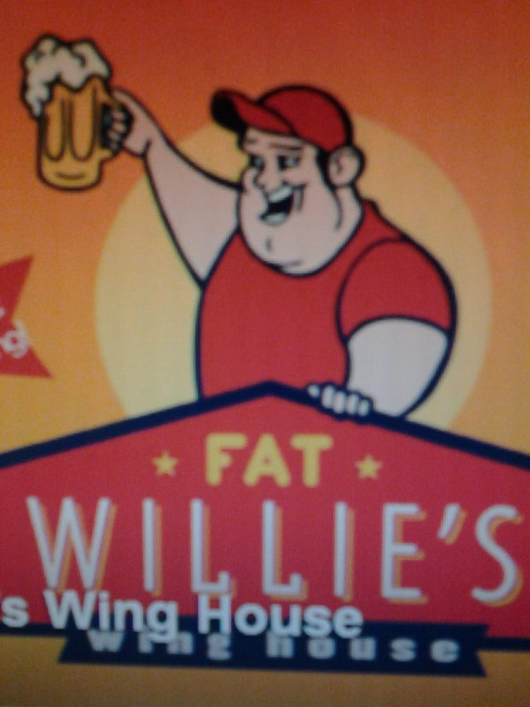 Food from Fat Willie's Wing House