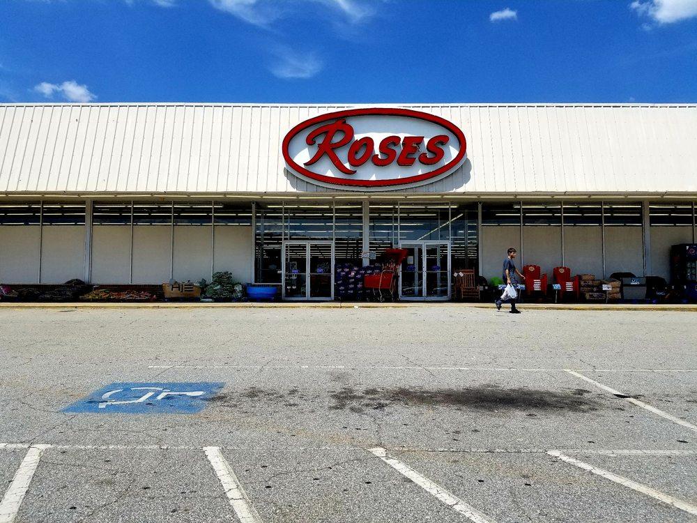 Roses Store #1839: 904 Hwy 341 S, Barnesvilie, GA
