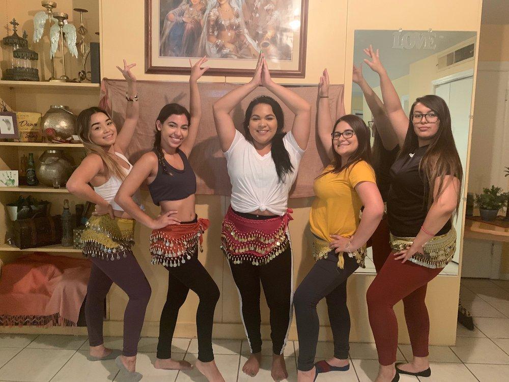 Belly Dance Oasis: 805 Chelsea Blvd, Houston, TX
