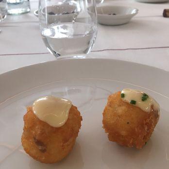 Entrevins 19 fotos cocina europea moderna calle de - Restaurante entrevins valencia ...