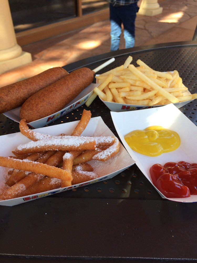 Las Vegas Blvd Hot Dog On A Stick