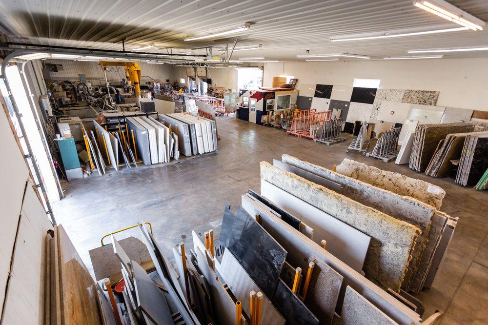 Busenbark Flooring and Granite: 151 Busenbark Dr, Farmington, MO