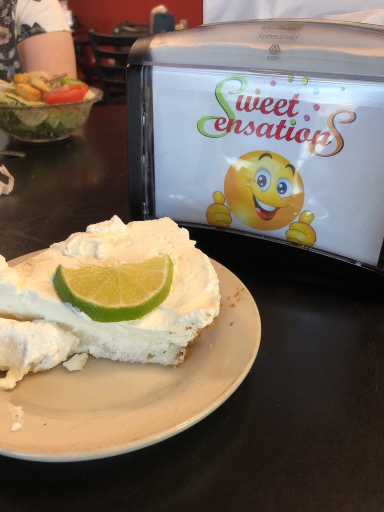 Sweet Sensations: 25 N Orange Ave, Green Cove Springs, FL