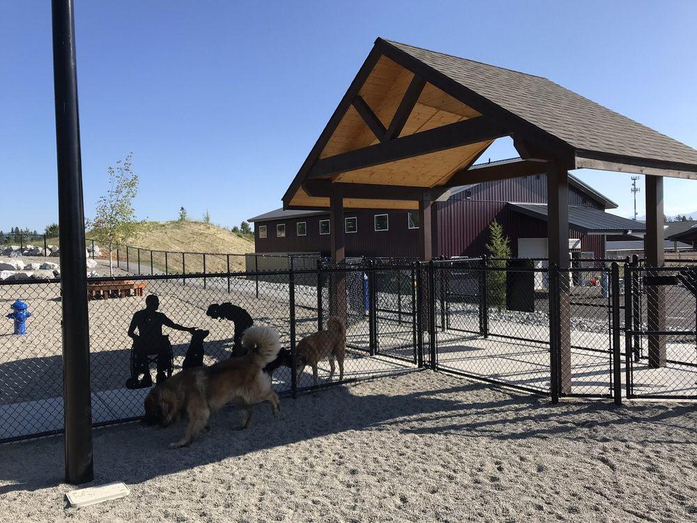 Ponderay Petsafe Dog Park: 870 Kootenai Cut Off Rd, Ponderay, ID
