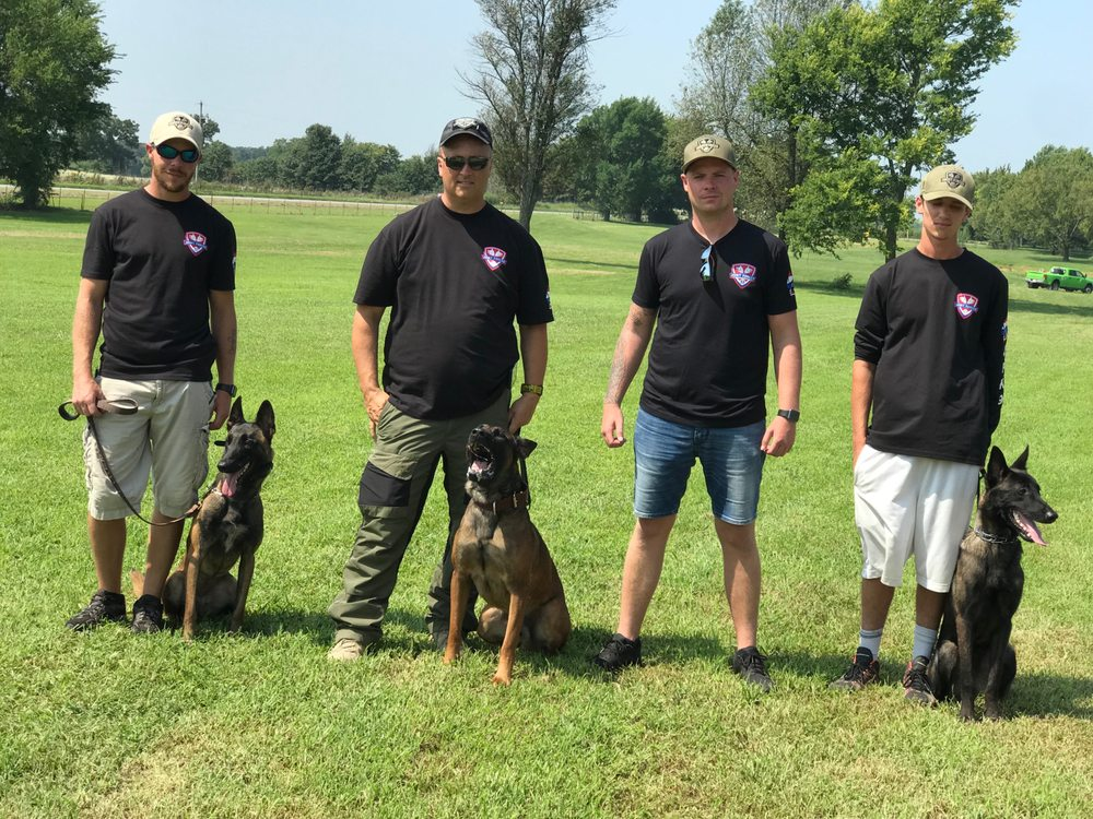 Joint Forces K9 Group: 17606 Hwy 16, Siloam Springs, AR