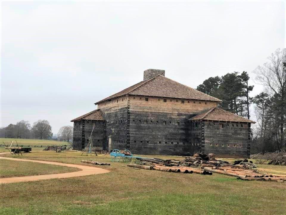 Fort Dobbs Historic Site: 438 Fort Dobbs Rd, Statesville, NC