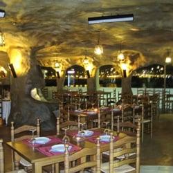 Photo Of Restaurant Cave Beach Barcelona Spain