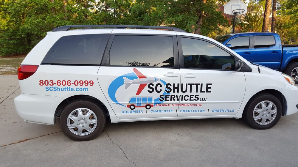 SC Shuttle Services: 1830 S Lake Dr, Lexington, SC