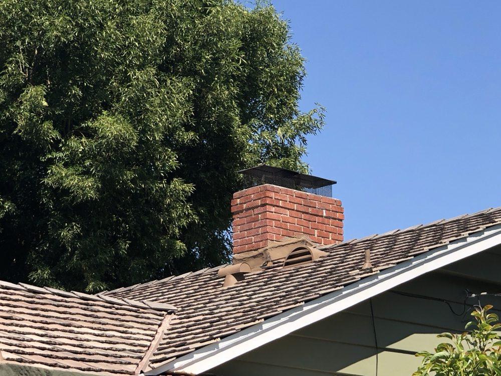 Cedar Light Tile Installed By Samson Roofing Yelp
