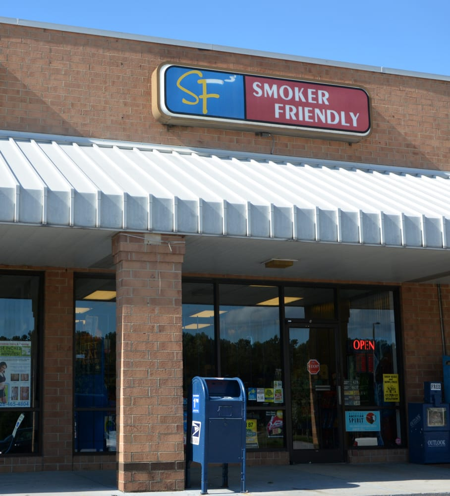 Smoker Friendly: 508 10th St NW, Conover, NC