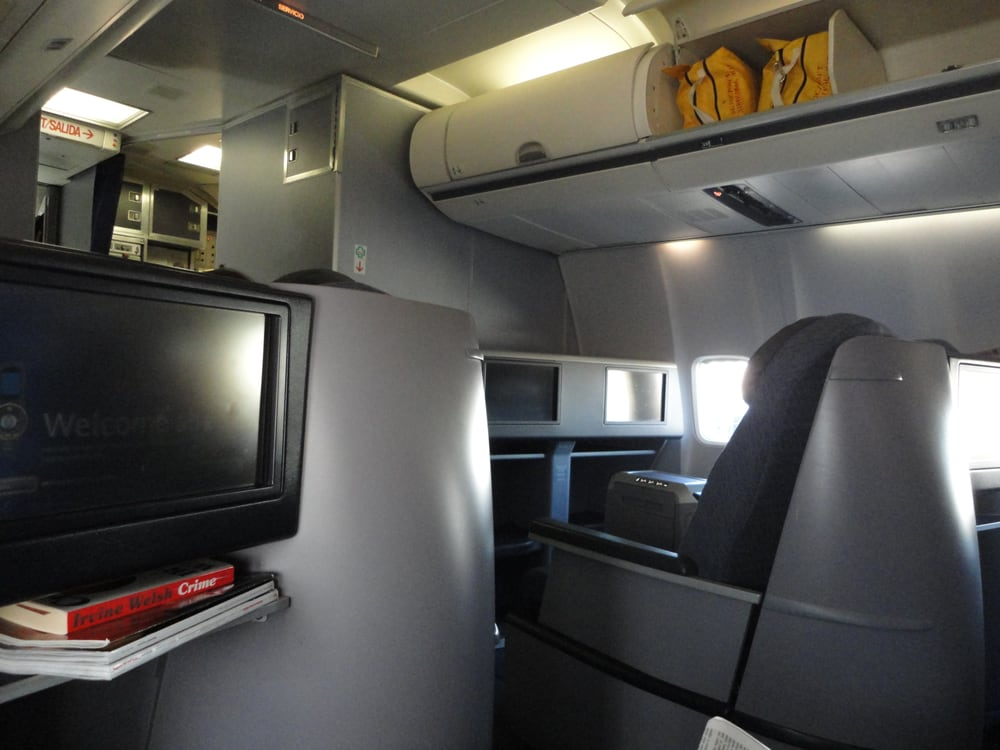 Photo of United Airlines - Los Angeles, CA, United States. International  Business First