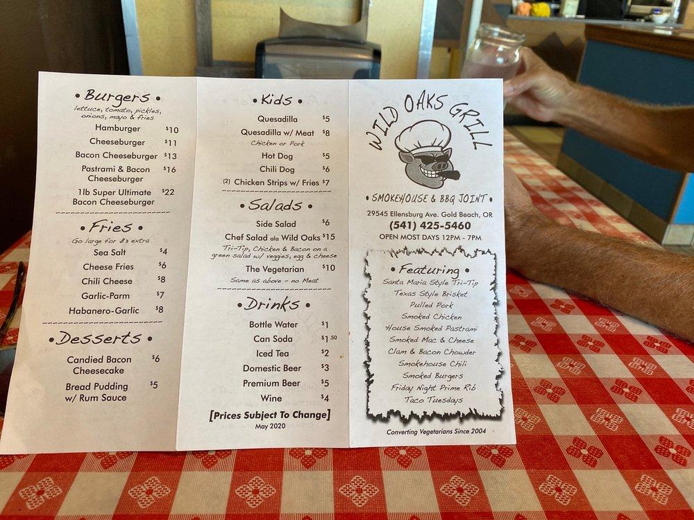 Wild Oaks Grill
