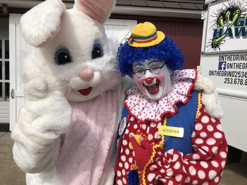 Scooter & Franny the Clowns: Fox Island, WA