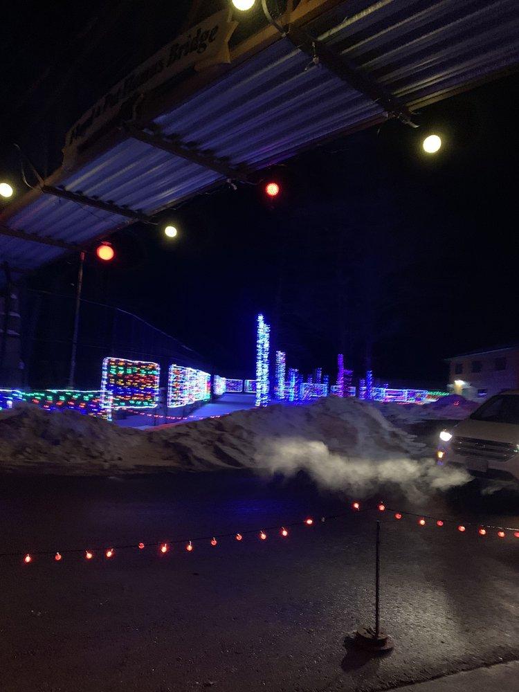 Rotary Winter Wonderland: 608 W 17th St, Marshfield, WI
