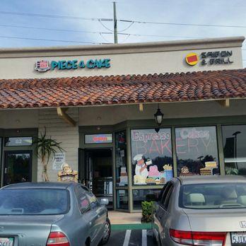 It S A Piece A Cake San Diego Ca