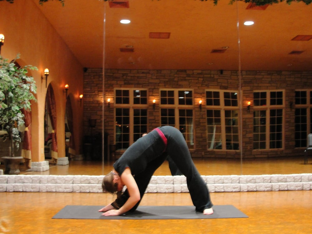 Social Spots from Ana Marie Yoga