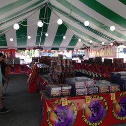 Photo of Phantom Fireworks Tents - Orange Park FL United States & Phantom Fireworks Tents - CLOSED - Fireworks - 661 Blanding Blvd ...