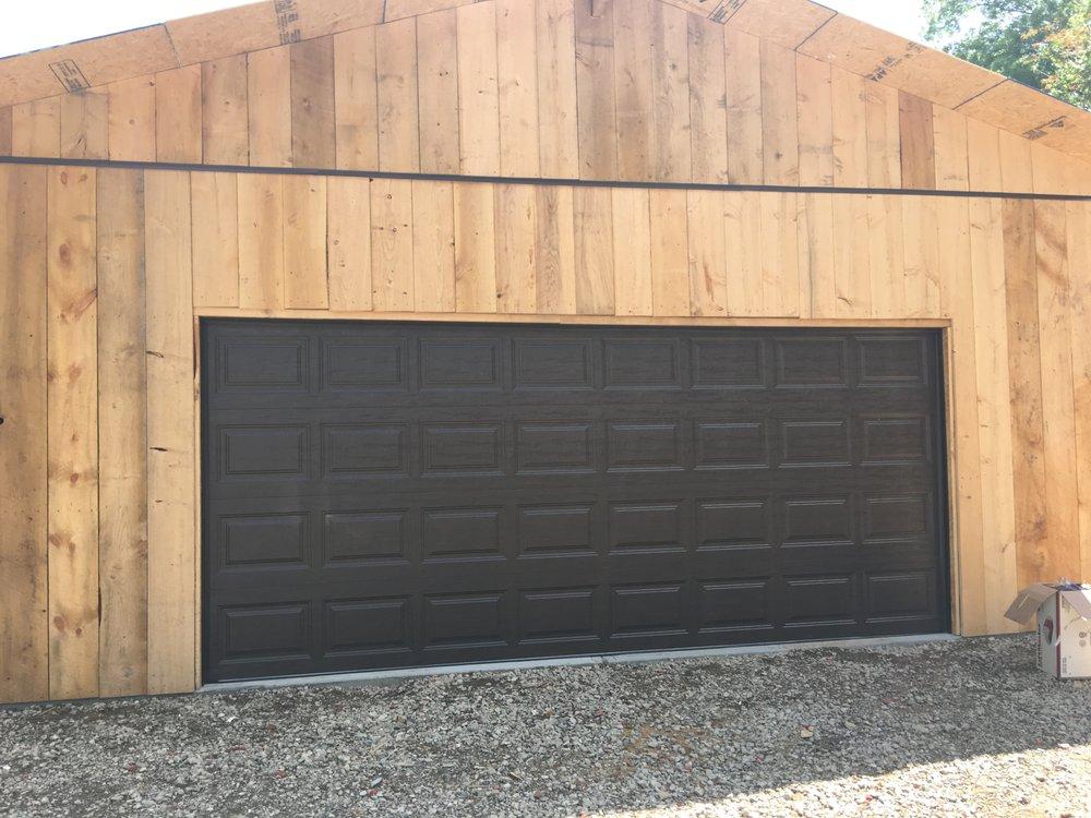 Steel city garage doors 115 foto servizi per porte di for 2 piedi quadrati per garage