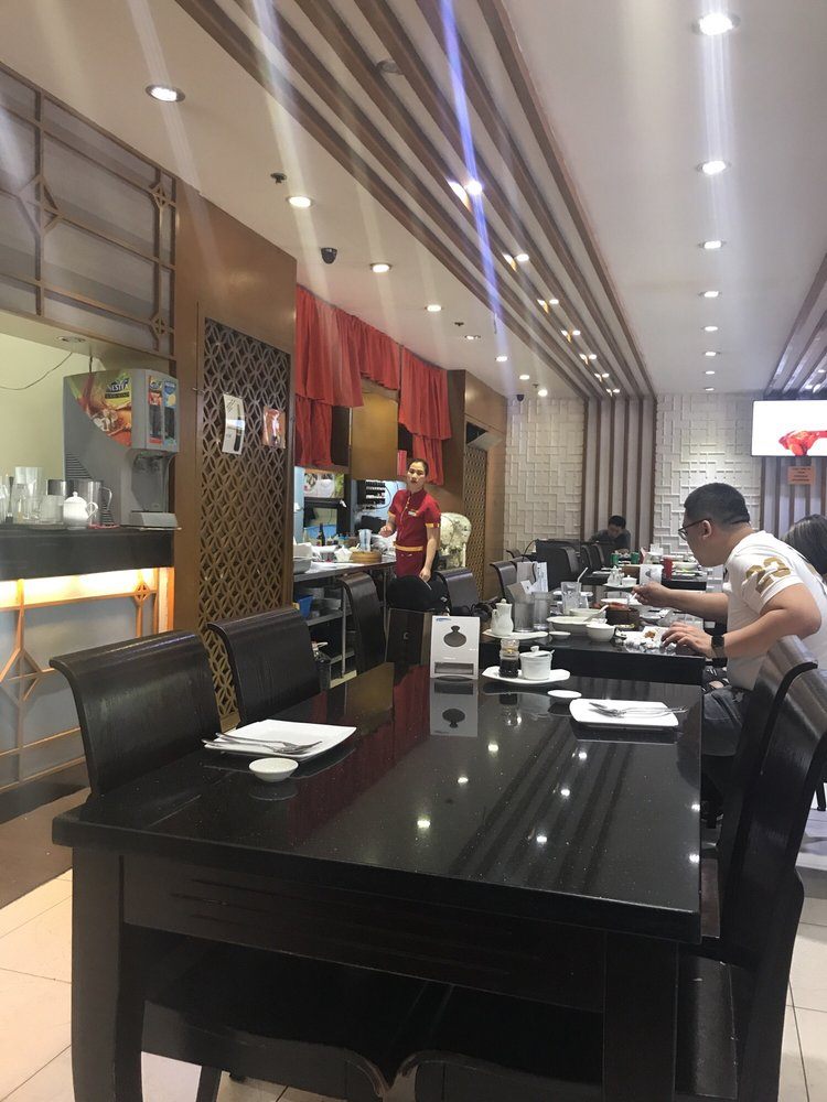 Davids Tea House Dim Sum 7829 Makati Avenue Manila