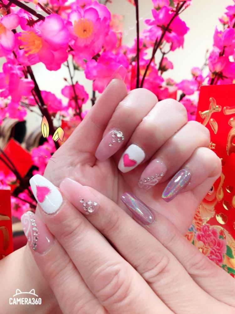 Art Nails: 3451 36th Ave NW, Norman, OK