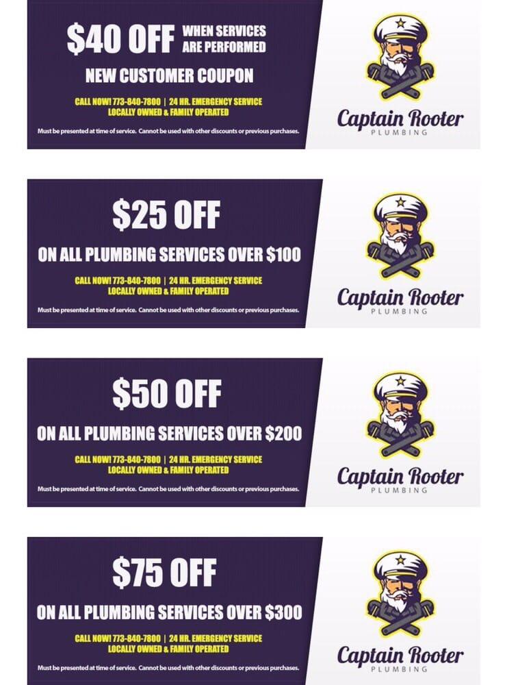 Emergency Plumbers Captain Rooter: Oak Park, IL