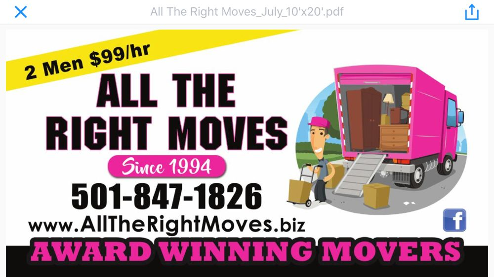 All The Right Moves: 2315 Shady Pine St, Bryant, AR