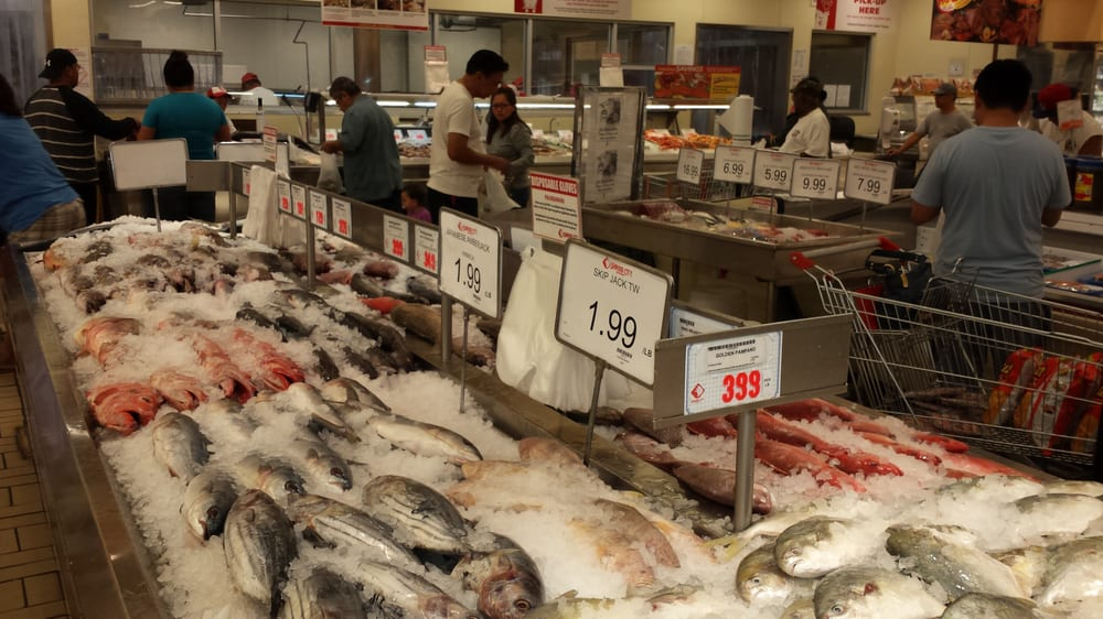 Serves fresh fish daily yelp for Fish market las vegas