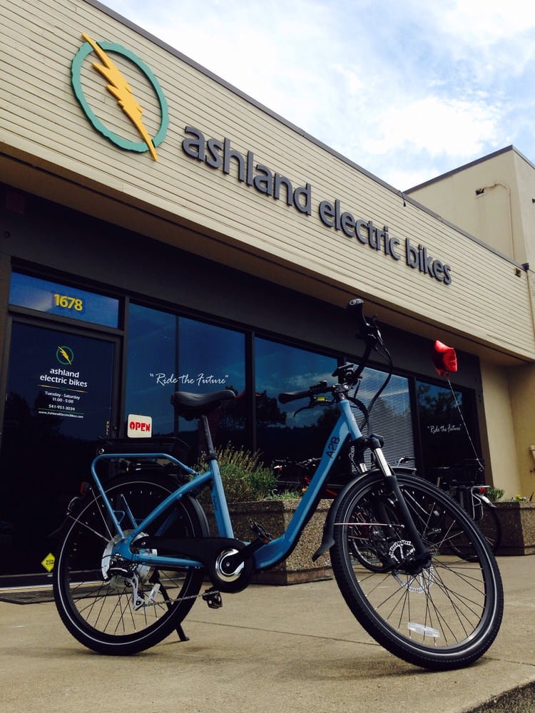 Ashland Electric Bikes: 1678 Ashland St, Ashland, OR