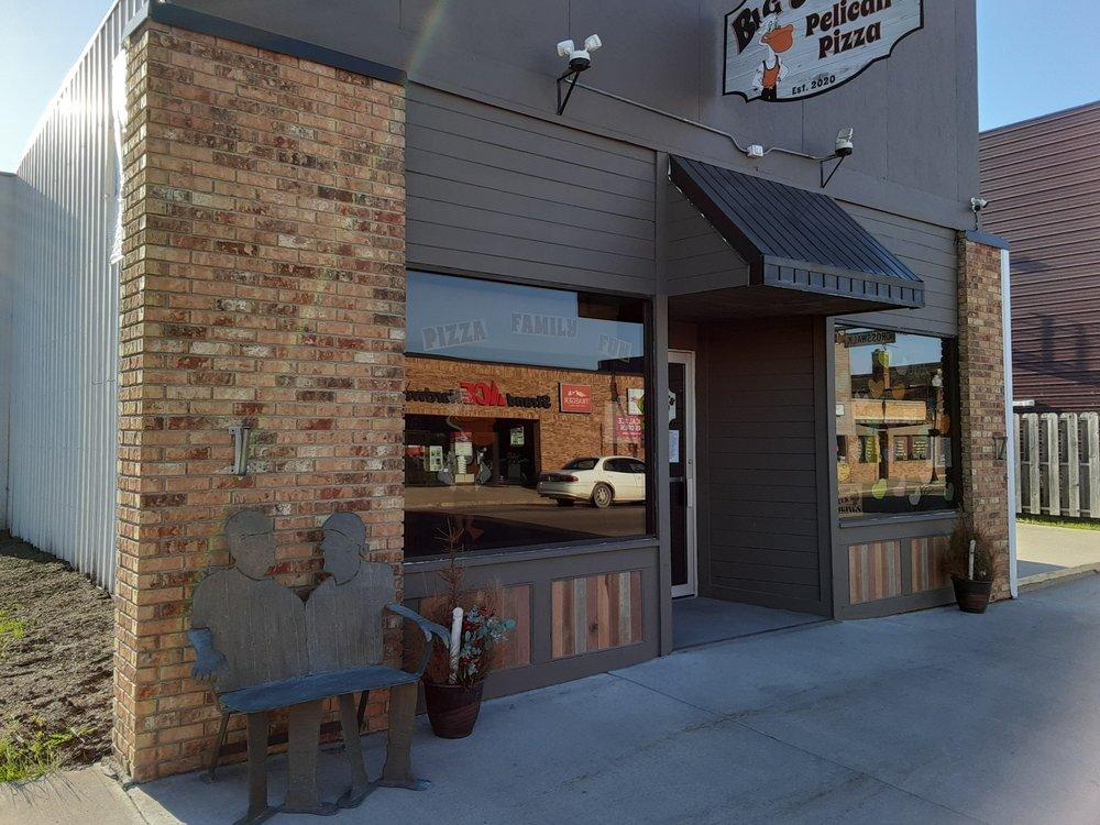 Big John's Pelican Pizza: 41 N Broadway, Pelican Rapids, MN