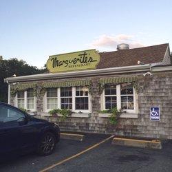 Marguerites Restaurant In Westport Ma