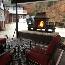 High Quality Photo Of Grafton Lodge   Lake Lure, NC, United States. Covered Deck Sitting