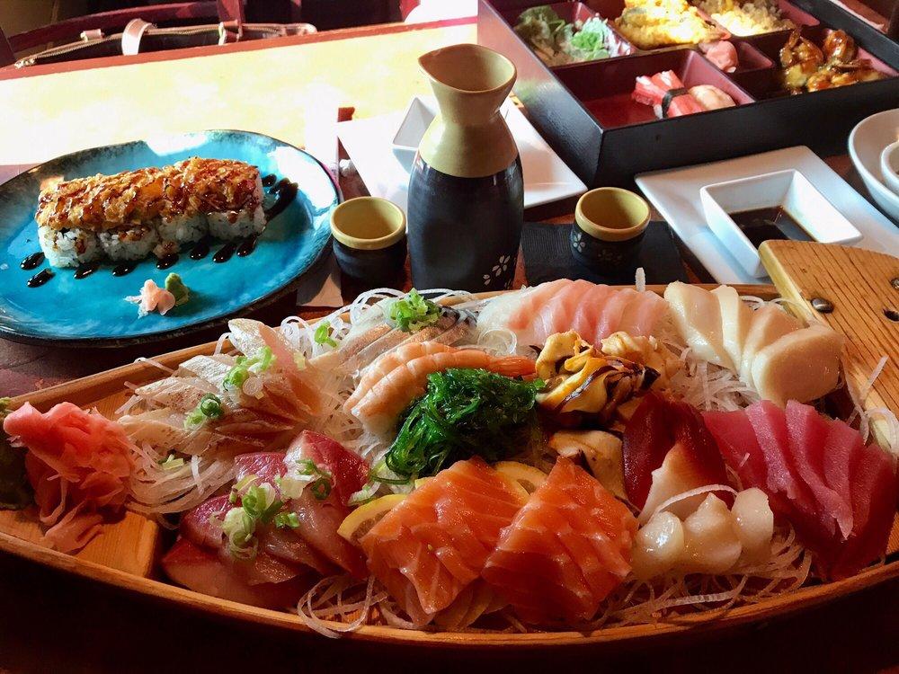 Sake Sushi Bar and Grill
