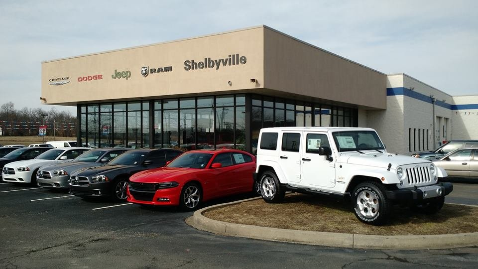 Shelbyville Chrysler Products Car Dealers 2121 Midland