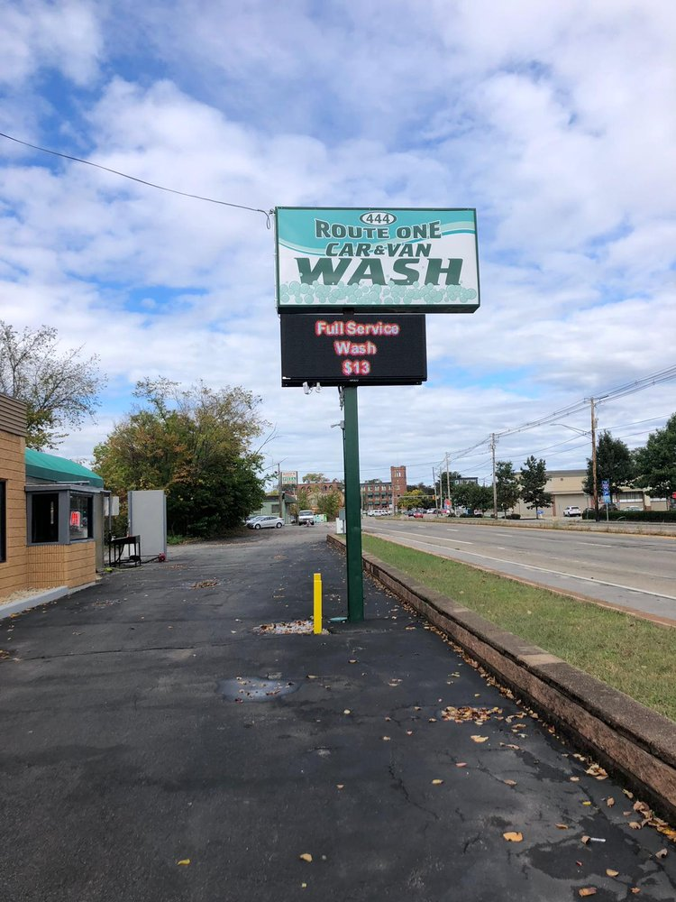 Route 1 Car and Van Wash - 11 Reviews - Car Wash - 444 E ...