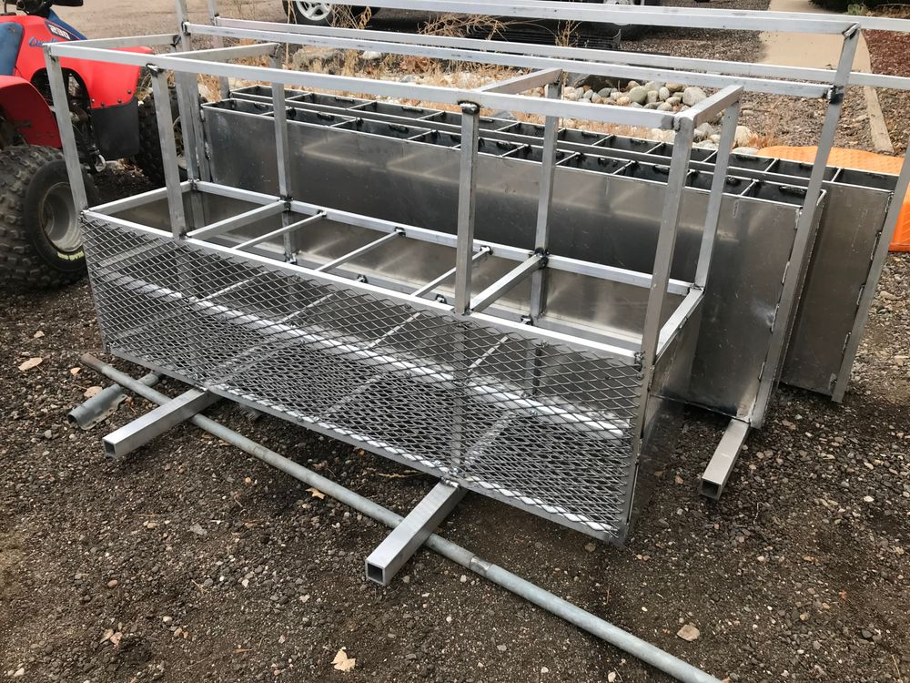 Iron Forge Commercial Repair: 7144 Reynolds Dr, Sedalia, CO