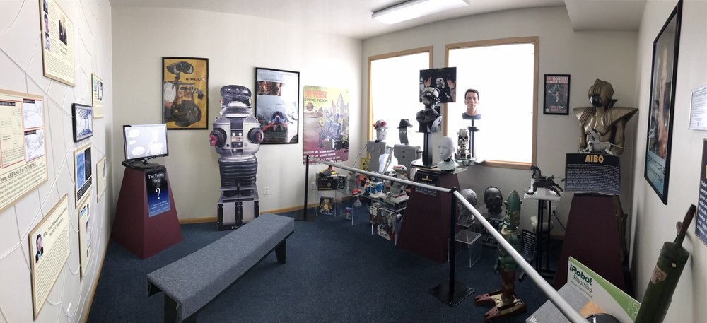 American Computer Museum: 2023 Stadium Dr, Bozeman, MT