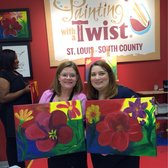 Painting With A Twist 13 Photos Art Classes 8 Ronnie S Plz