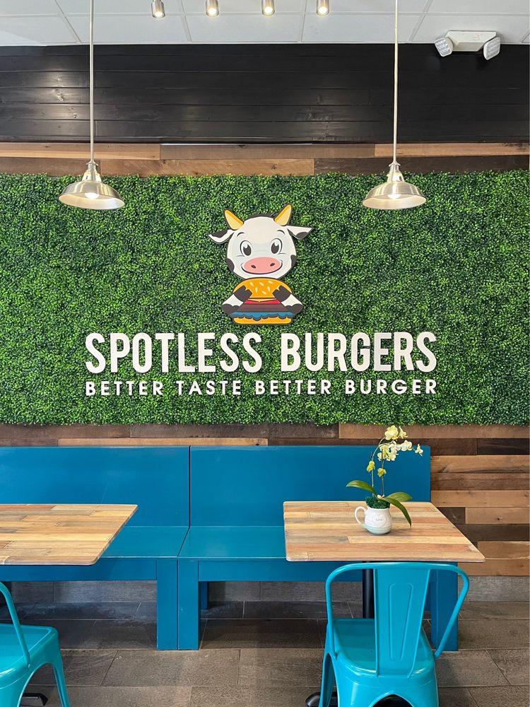 Spotless Burgers: 1832-C East Route 66, Glendora, CA