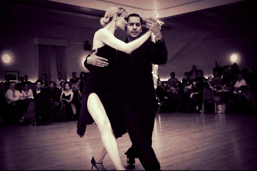 Tango Lessons in LA