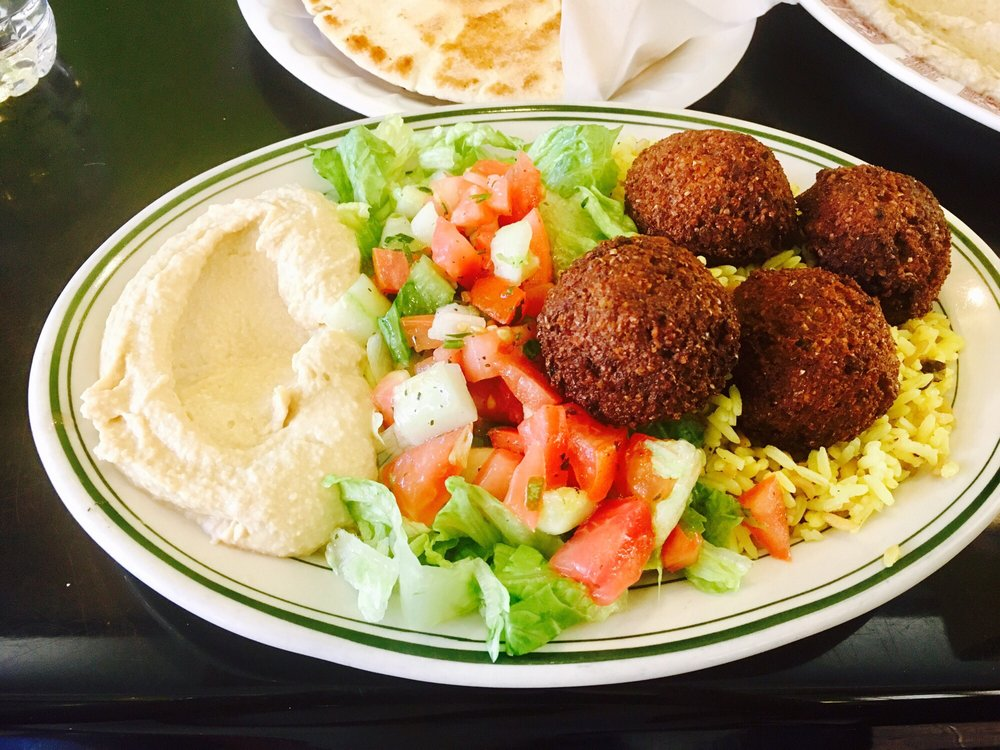 Heights Falafel
