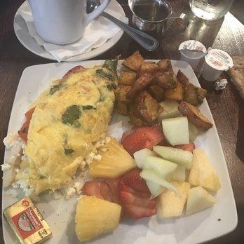 Teavolve Cafe Menu