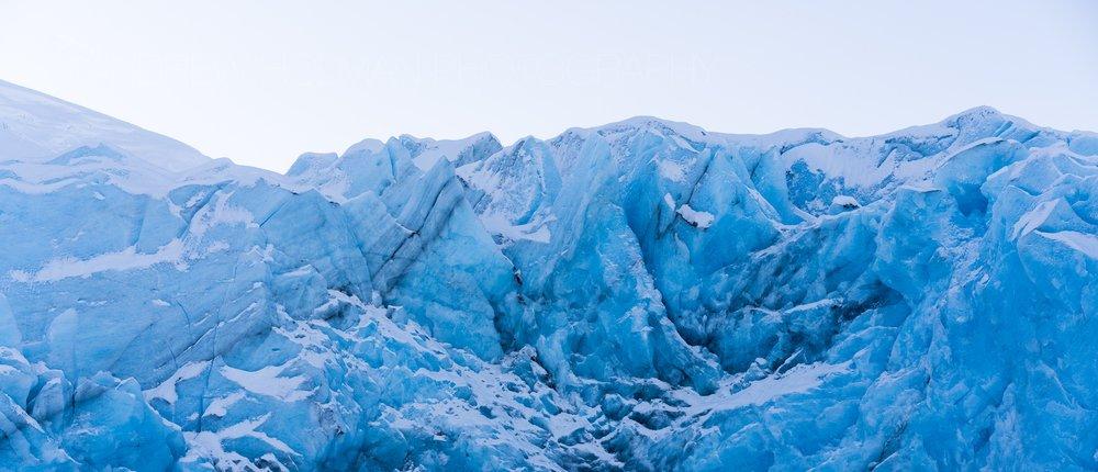Portage Glacier & Begich Bloggs Visitor Center