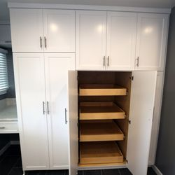 Photo Of Cabinet Magic   La Habra, CA, United States. Pull Out Storage