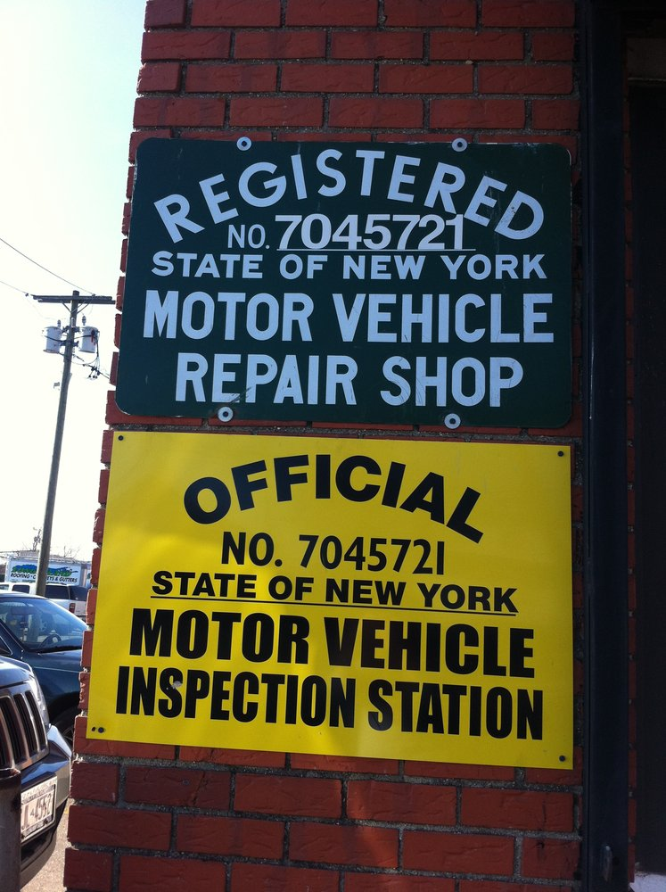 All nys inspections safety safety emissions diesel for Ny motor vehicle inspection