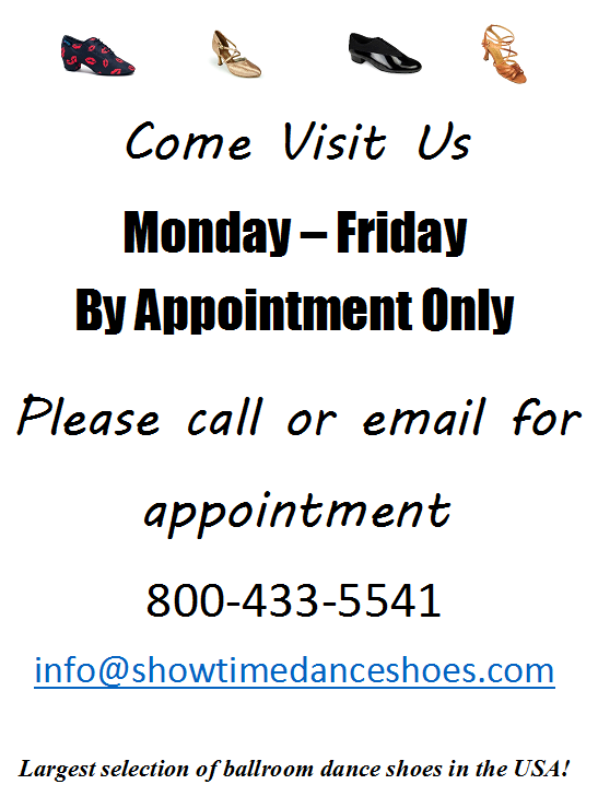 Showtime Dance Shoes: 4458 Peachtree Lake Dr, Duluth, GA
