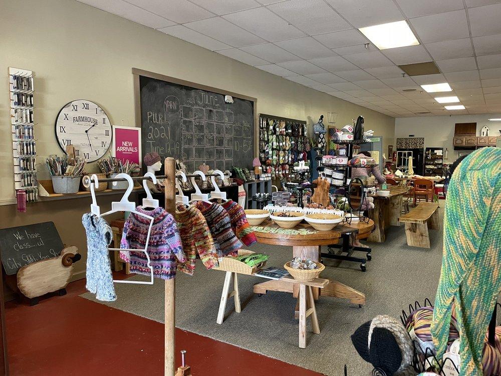 City Stitch Yarn Shop: 814 W Main St, Boonville, IN