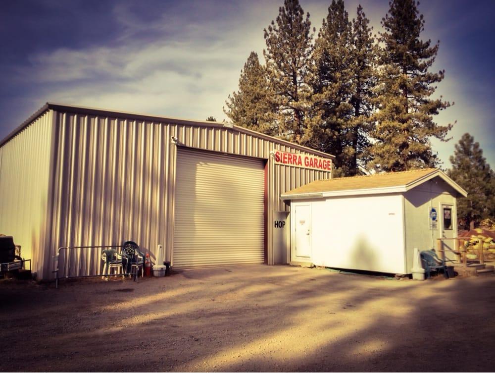 Sierra Garage: 73819 S Delleker Rd, Portola, CA
