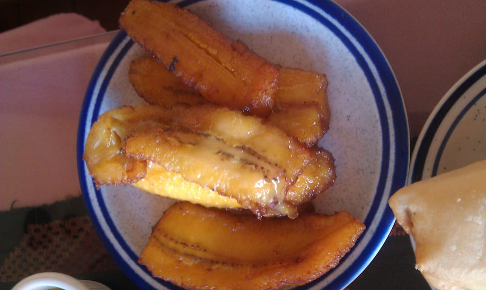 Sweet fried plantains yelp for American cuisine san diego