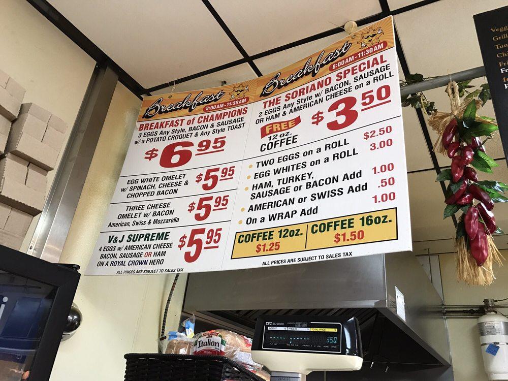 Soriano S Catering Staten Island