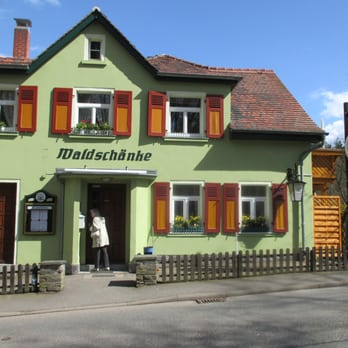 Zur Waldschänke - Ostdeutsch - Königswalder Str. 12, Zwickau ...